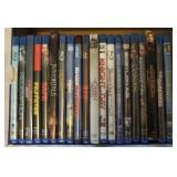 Blu-Rays DVD