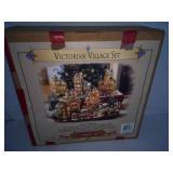 Grandeur Noel 2002 CE Victorian Village Set U10B