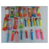 Lot of (26) Collectible Pez Dispensers U16B