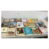 Various Cookbooks Collection G8B