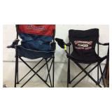 Braves & Bucs Folding Chairs K9C