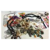 Assortment of Costume Jewelry Y16D