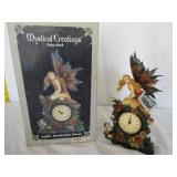 Mystical Creations Clock, Arielle Herald U9C