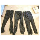 Three Pairs of DA Sweat Pants- New W/Tags U8D