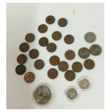 Vintage Coin Lot KJC