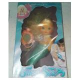 Vintage 1985 Sweet Sea Mermaid Doll by Tomy Y12A