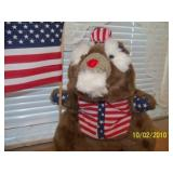 12 NEW Teddy 2 Cute Bears --American Bears! W