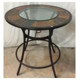 Gorgeous Tile Top Patio Table T3B