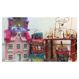 Kids Toys & Doll House K13B