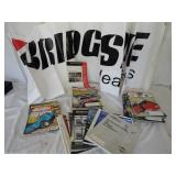 Bridgestone Vinyl Banner and More U12B
