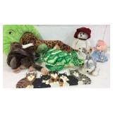 Plush Animals and More K14E