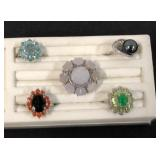 Collection of Five Rings KJC
