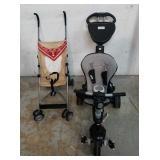 2 Strollers X11C