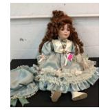 Porcelain Doll K13D
