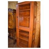 PRIMITIVE COUNTRY STORE CABINET