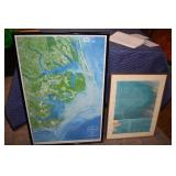 OUTER BANKS MAP & AIREAL VIEW
