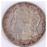 Coin 1883-S  Morgan Silver Dollar  BU Original