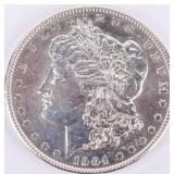 Coin 1904  Morgan Silver Dollar Choice BU