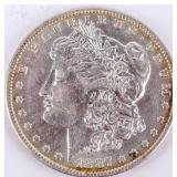 Coin 1887-O  Morgan Silver Dollar Choice BU