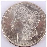 Coin 1886-S  Morgan Silver Dollar Choice BU
