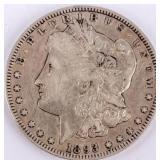 Coin 1893-O  Morgan Silver Dollar V.F, Key Date