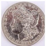Coin 1886-O  Morgan Silver Dollar Nice, Very Fine