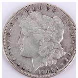 Coin 1904-S  Morgan Silver Dollar Nice, Extra Fine