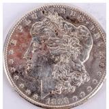 Coin 1898-S  Morgan Silver Dollar Choice XF+