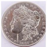 Coin 1892-O  Morgan Silver Dollar Choice XF