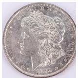 Coin 1878-P 8TF  Morgan Silver Dollar Choice AU
