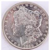Coin 1894-O  Morgan Silver Dollar Choice AU