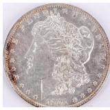 Coin 1901-S  Morgan Silver Dollar Choice BU