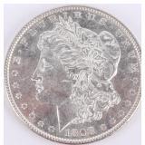 Coin 1898  Morgan Silver Dollar Gem Prooflike