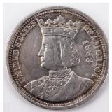 Coin 1893 Isabella Commemorative U.S. Quarter