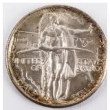 Coin 1934-D Oregon Trail Commemorative Gem BU
