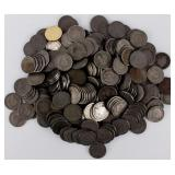 Coin 250 Old Liberty Nickels Assorted Dates