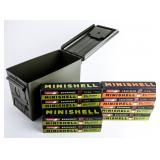Ammo Lot of 12 Gauge Shells in Ammo Can