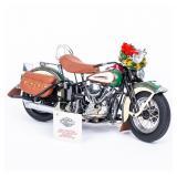 Model Franklin Mint 2006 Harley Davidson Christmas