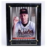 Cal Ripken Jr. Signed Photograph AAU