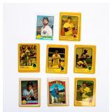 Lot of 8 Vintage Topps Baseball Cards 1970s