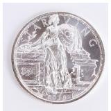 Coin 1 Troy Ounce Zombucks .999 Silver