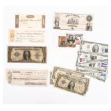 Coin Assorted U.S. Currency + More