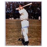 "Joe DiMaggio Signed 15.75"" x 20"" Photograph"