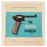 Booklet The Dardick Pistol