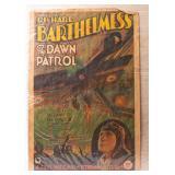 Movie Poster 1930 Richard Barthelmess Dawn Patrol