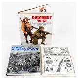 Lot US Military Uniform Books 1900 - 1945