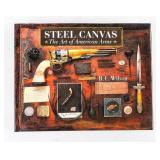 Book Steel Canvas The Art of American Arms