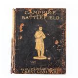 Book Campfire & Battlefield Illustrated Civil War