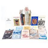 Large Lot of Civil War Books