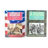 American Warriors At the Point of no Return Signed